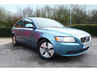 59 Volvo S40 1.6 TD DRIVe S 4dr *** 1 OWNER / FSH / £30 TAX / 74 MPG *** 2009