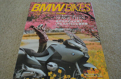 BMW Bikes Motorcycle Magazine / Book 2006 Spring Thick & Glossy Ships from USA