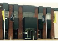 PAISLEY Office Space to Let, PA3 - Flexible Terms | 5-87 people