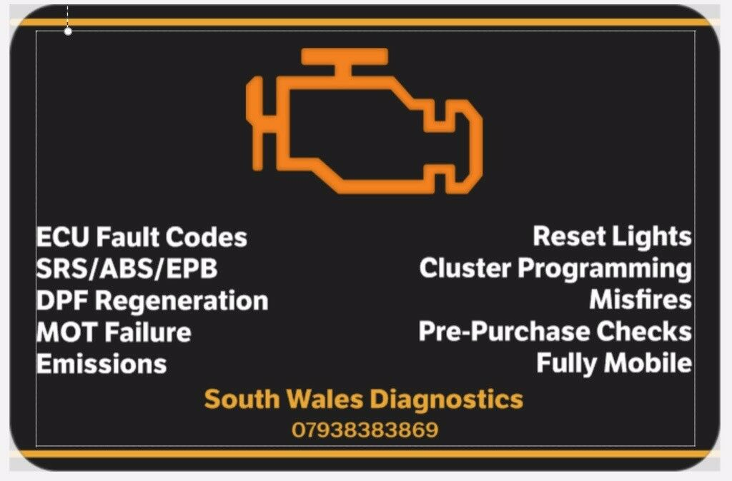 Mobile Car Vehicle Diagnostics - Fault Finding Service