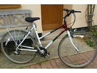 Ladies Raleigh cycle