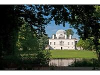 Full Time Ranger needed at Chiswick House and Gardens