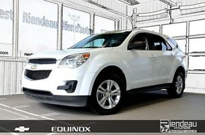 2015 Chevrolet Equinox LS + AWD + A/C + BLUETOOTH