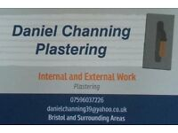 Daniel Channing Plastering