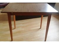 Orginal 1970's Kitchen table and chairs