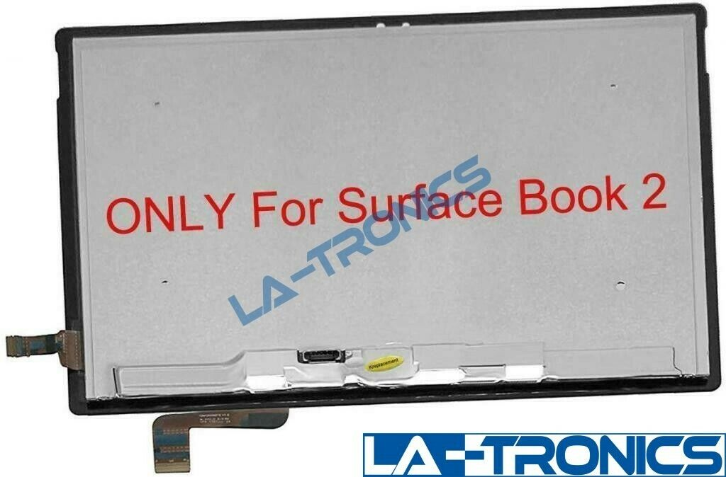 """MicrosoftSurface Book 2 1806 1832 13.5"""" Lcd Touch Screen Digitizer Assembly"""