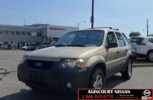 2007 Ford Escape XLT |AS-IS SUPER SAVER|