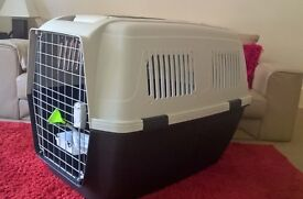 Dog travel kennel /crate xl