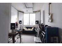 Studio E: Artist studio / Creative studio / Workshop / East London / Hackney / London Fields