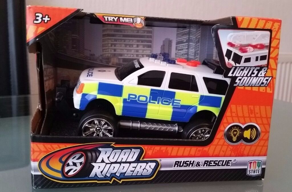 New Road Rippers Rush Amp Rescue Police Car In Ribbleton Lancashire Gumtree