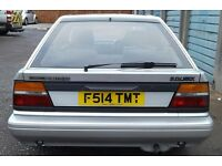 NISSAN BLUEBIRD. ONLY 45000 MILES
