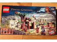 Lego Pirates of the Caribbean 4182 Cannibal Escape