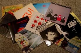 Vinyl Records and Collections Wanted!