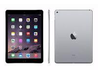 Apple iPad Air 2 - 128 GB Wifi Space Grey MGTX2B/A = Brand New & Sealed RRP £469
