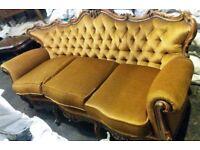 Vintage Ornate Suite