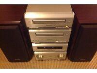 Technics ST/SL/SE/SD/RS-HD350 Hi Fi System