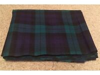 Black Watch Made To Measure Kilt
