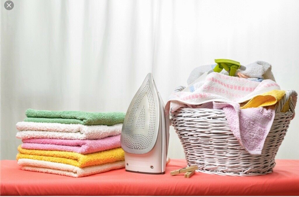 Helping hands (ironing, cleaning, babysitting)