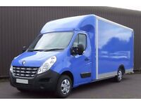 Fast & Steady Move Short_Notice Removal Man and Fully Insured Vans and large Lorries From £15/H