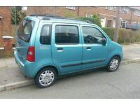 Suzuki Wagon R+, Automatic, 1.3, Green, Low Millage