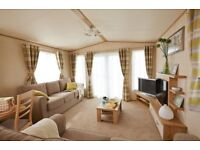 STATIC CARAVAN/HOLIDAY HOMES FOR SALE ON EAST COAST 12 MONTH PARK