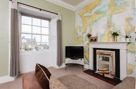Newly Decorated 2 Bedroon Flat In Banff Town Centre