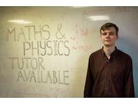 Maths & Physics Tutor - FREE HOUR CONSULTATION