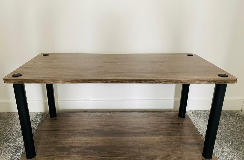 Picture of: Argos Home New Verona Coffee Table Dark Wood Effect In Partick Glasgow Gumtree