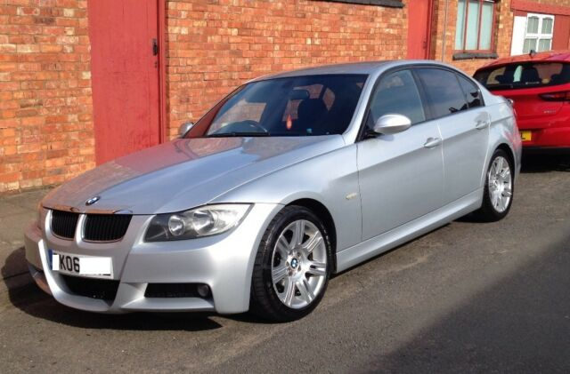 Bmw 318d M Sport 2006 Mot Jun 2019 Fsh 17 Stamps Sold