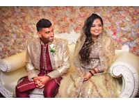 Wedding Photographer & Videographer Crew Cinematographer Asian Christian Muslim Sikh Weddings #2