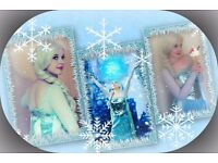 Children's Summer Event - Ice Cream Party with The Snow Queen! Frozen - fun - games - party!