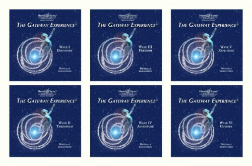 Hemi-Sync -The Gateway Experience - (Wave I-VII) By Monroe