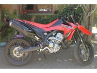 Honda CRF 250 ME-E Motorcycle