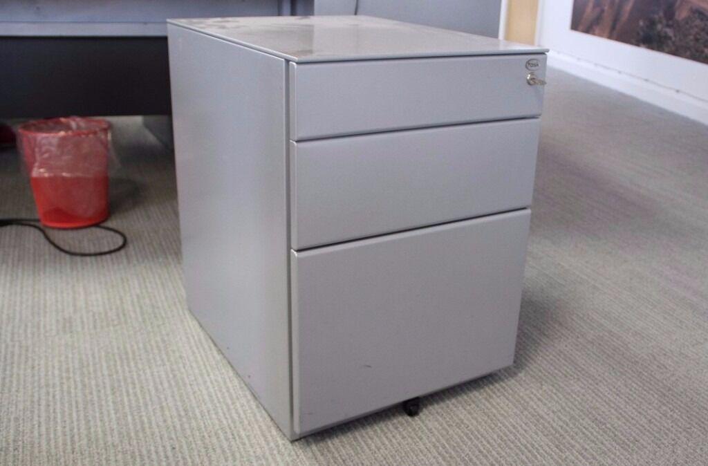 Under Desk Drawer Cabinet Metal Office Furniture