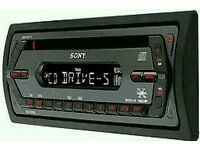 Sony Drive-S CDX-S2050 CD Car Stereo