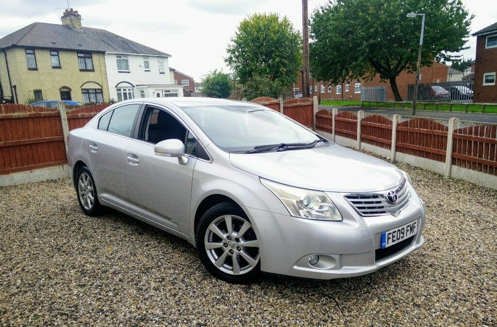 Toyota Avensis 2.0 D-4D (09) 1 Owner Full Service History Excellent condition