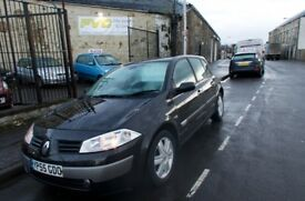 RENAULT MEGANE DYNAMIQUE VVT A FOR SALE - KIRKCALDY - MOT UNTIL AUGUST!