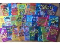 Horrid Henry Books 29 book Boxset