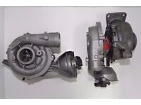 Ford C-Max / Focus / Galaxy / Kuga / Mondeo 2.0TDCi 753847 Turbocharger