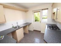 Kitchen - worktops, cupboards, sink, tap, electic oven, gas hob and microwave.