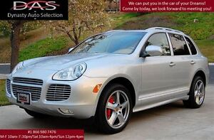 2005 Porsche Cayenne TURBO NAVIGATION/LEATHER/SUNROOF