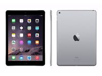 *Factory Unlocked - Excellent As New* Apple iPad Air 2 Space Grey 128GB 9.7 inch WiFi latest iOS