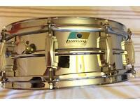 "Ludwig LM400 supraphonic 14"" x 5"" snare drum"
