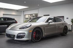 2013 Porsche Panamera GTS AWD Sport EXHAUST