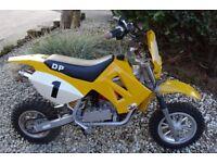 50cc Midi-Moto Dirtbike 49cc Pitbike Childs Motorcross 2 Stroke EXCELLENT CONDITION Kids Pit Bike