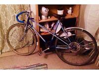 Raleigh retro ladies road bike