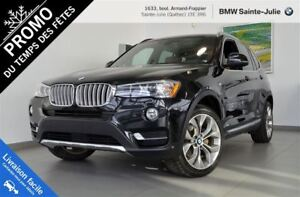 2016 BMW X3 xDrive28i, Navigation, Groupe Eclairage