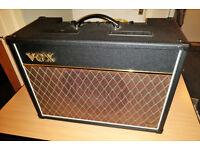 "Vox AC15VR Guitar Amp 15W 1x12"""