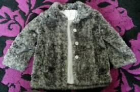 Girls coat age 6