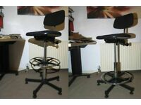 Computer seat adjustable office chair